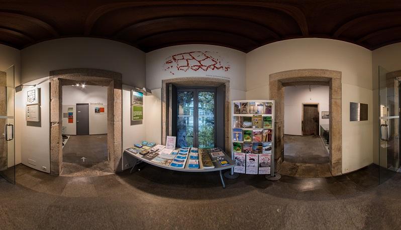 Museo de Bergantiños por dentro desde calquera lugar do mundo grazas ao sistema de Street View