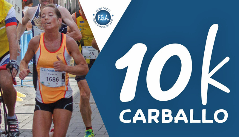 Cartaz 10K Carballo