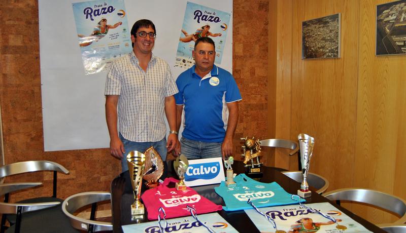 Torneo Foliada de Volei-praia Concello de Carballo