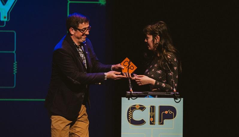 O concelleiro de Cultura, Marcos Trigo, tamén participou na entrega de premios