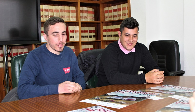 Fabián Varela e Beto Lorenzo