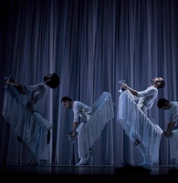 Primavera endanza achega a danza contempor nea aos for Espectaculo kukai dantza