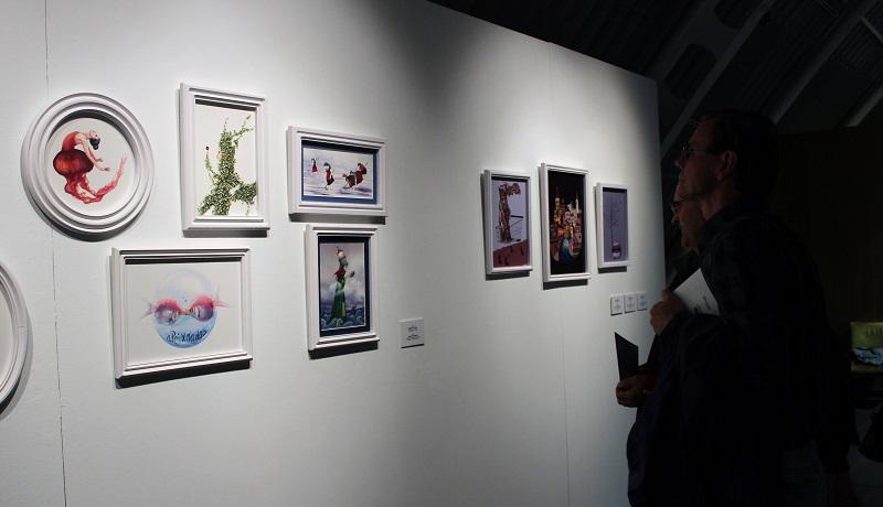 Imaxe da exposición de Carballo