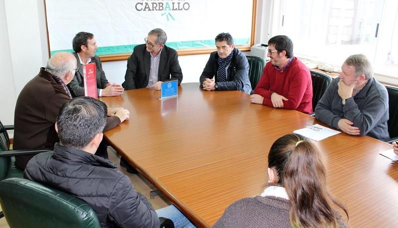 Concello e as escuderías Máis Motor e Coruña seguirán a colaborar para potenciar o circuíto de Bértoa como referente do autocross