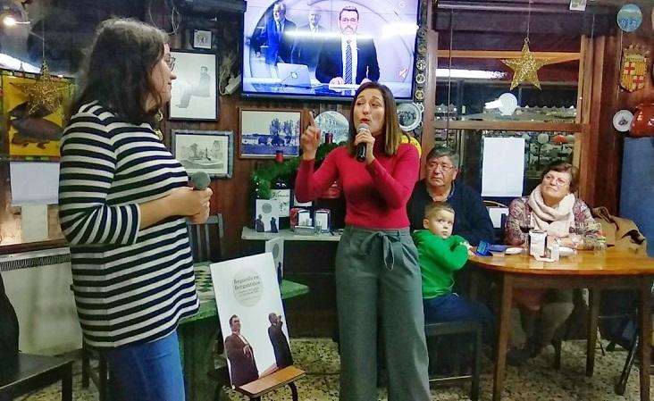 O Mexillón acolleu en decembro outra regueifa organizada polo Concello de Carballo