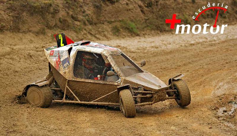 Imaxe da carreira de Carcross de Santa Comba (Foto: Javier Rey)