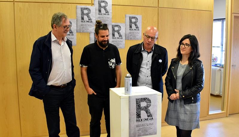 Presentación do Rexenera Fest