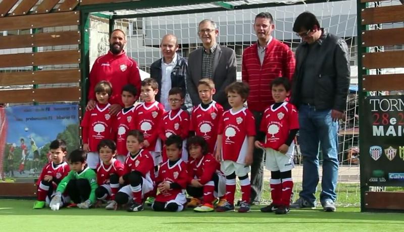 Torneo de Fútbol base da SD Sofán