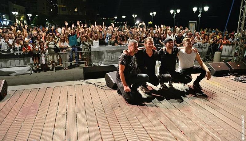 Zen Garden ofrecerá o sábado 16 xuño o mellor tributo a U2 na Praza do Concello de Carballo
